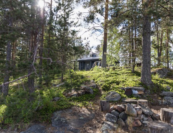 Rental cottage vuokramökki Saimaa